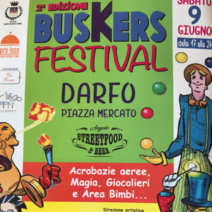 Buskers Festival 2018