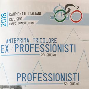 Campionati Italiani Ciclismo 2018